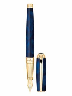 New Line D Atelier S.T. Dupont Large Bleu