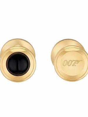 Bouton de Manchette James Bond Noir