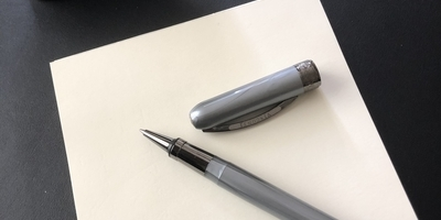 Rollerball Rembrandt Gris