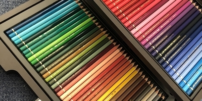 Crayons de couleur Faber Castell 72pces