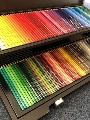 Crayons de couleur Faber Castell 120pces
