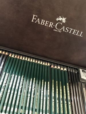 Coffret Monochrome Faber-Castell